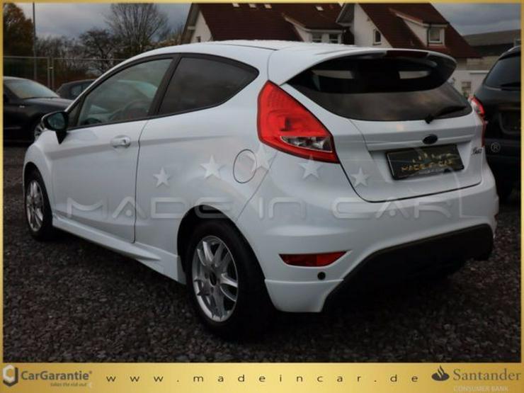 Bild 4: FORD Fiesta 1.4 Sport ST-Paket | Klimaaut | PDC | ESP
