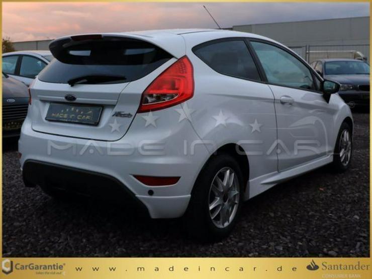 Bild 2: FORD Fiesta 1.4 Sport ST-Paket | Klimaaut | PDC | ESP