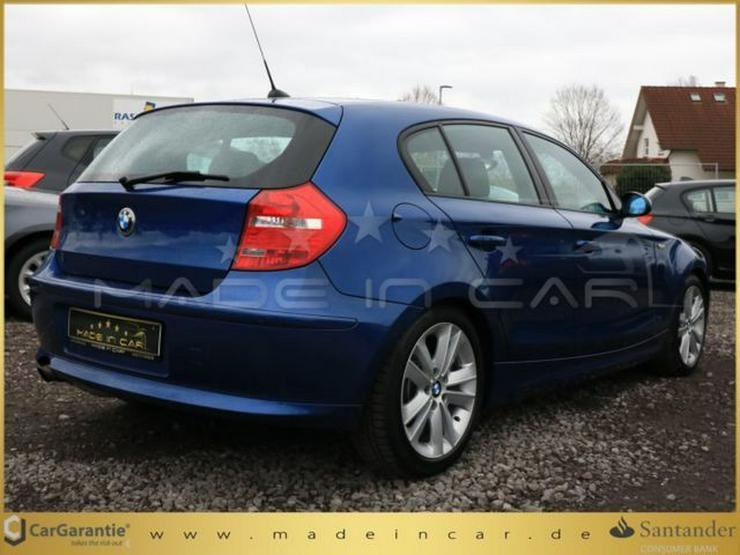 Bild 3: BMW 116i Lim.   Klima   PDC   SHZ   MFL   M-Technic