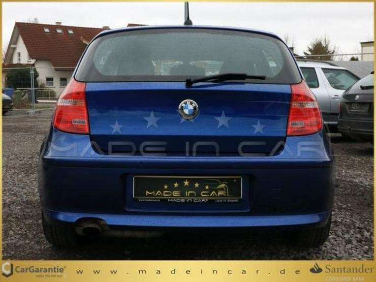 Bild 4: BMW 116i Lim.   Klima   PDC   SHZ   MFL   M-Technic