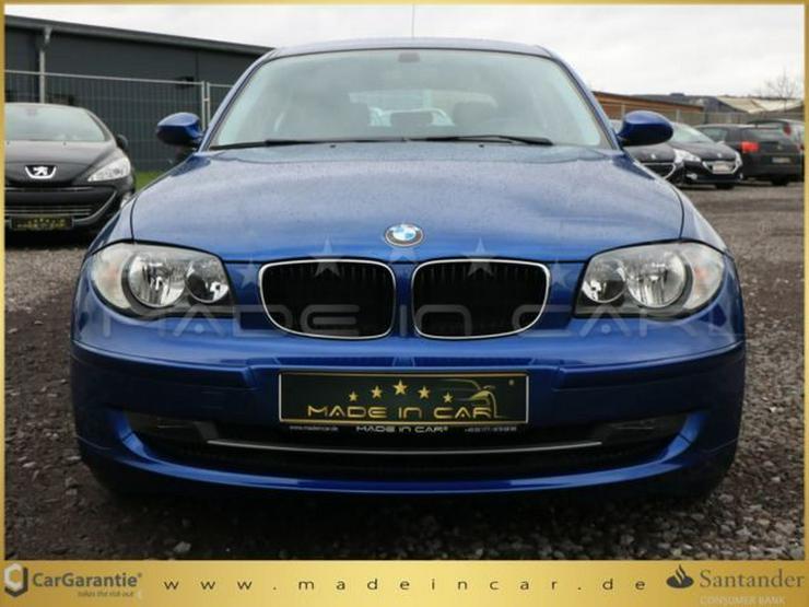 Bild 2: BMW 116i Lim.   Klima   PDC   SHZ   MFL   M-Technic