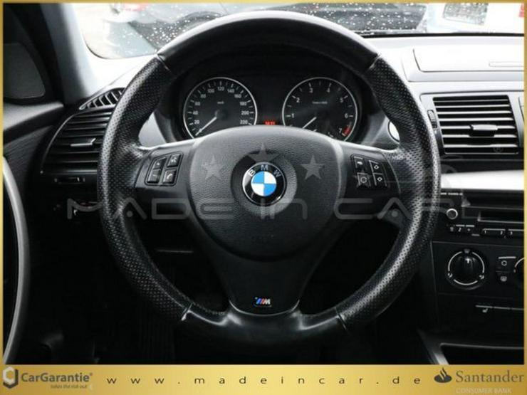 Bild 5: BMW 116i Lim.   Klima   PDC   SHZ   MFL   M-Technic