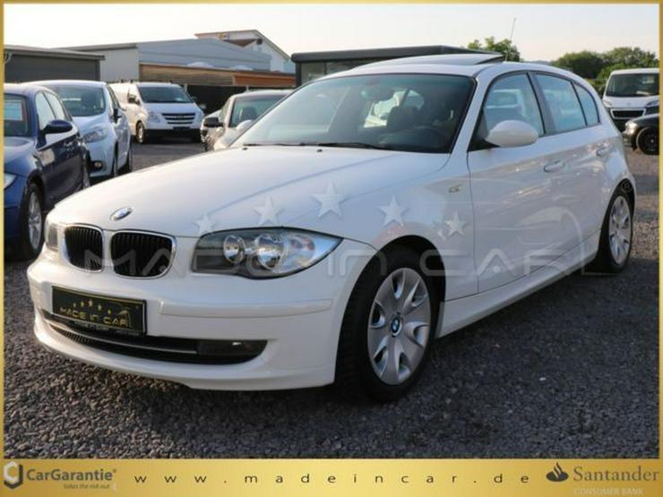BMW 118i Lim. | Klima | SHZ | PDC | GSD | M-Technic