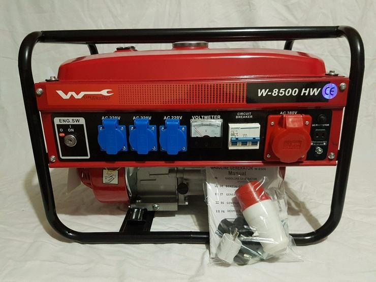 Professional Generator 220V/380V OVP