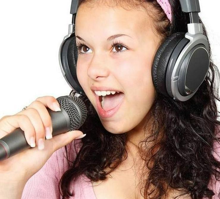 Gesangsunterricht Pop - VOCAL ACADEMY