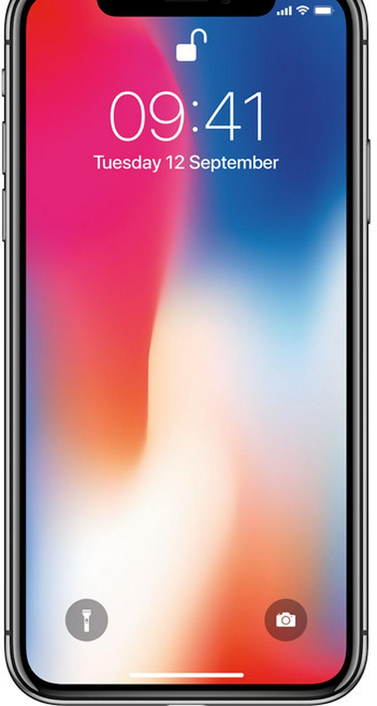 Apple iPhone X - iOS Smartphone - 64 Gb