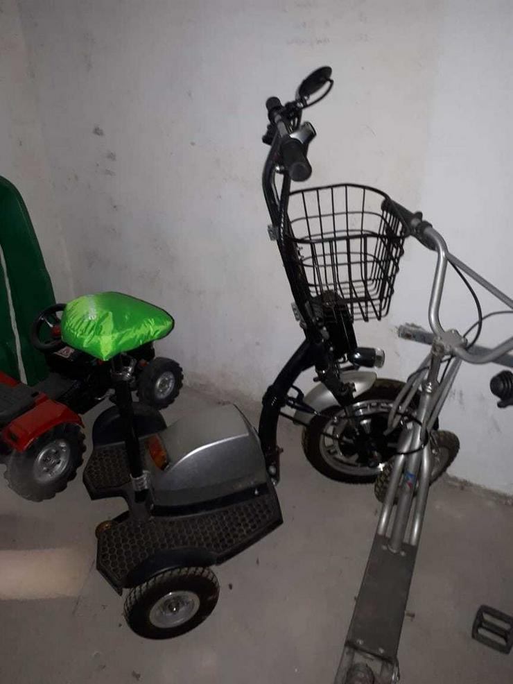Bild 2: E-Scooter