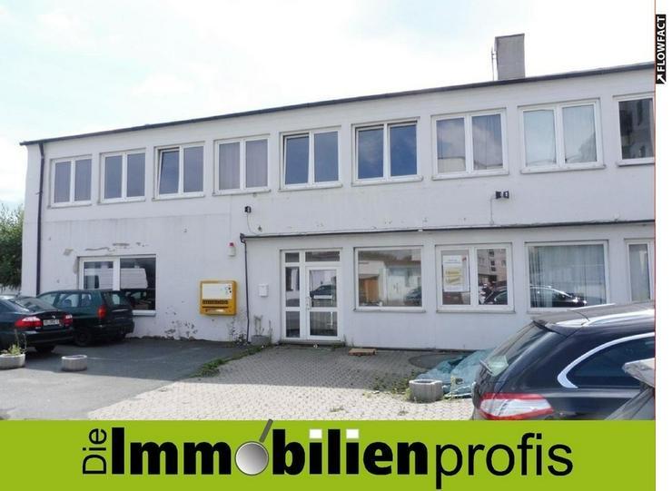 Größere Bürofläche oder Werkstatt in Hof zu vermieten - Bild 1