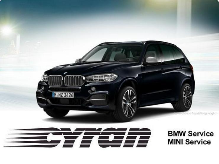 BMW X5 M50d M Sportpaket LED Standh. Glasd. VOLL