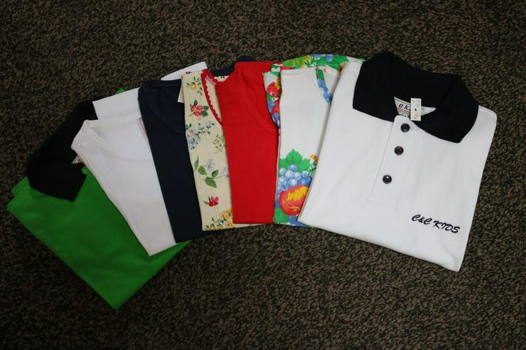 Shirts u. Tops, Gr. 104, NEU