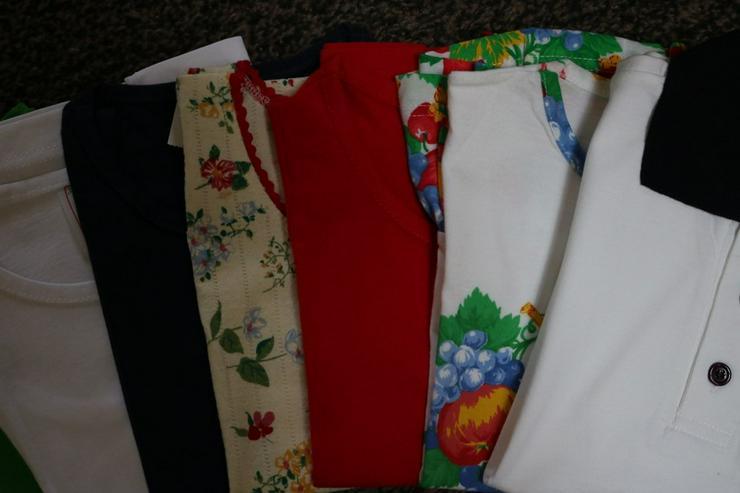 Bild 2: Shirts u. Tops, Gr. 104, NEU