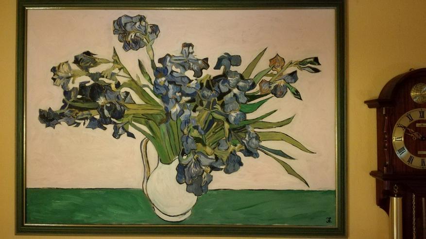 Ölgemälde nach V. van Gogh