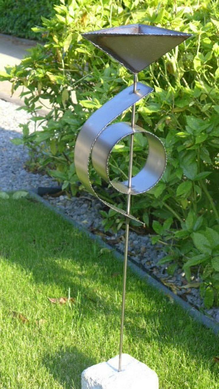 Bild 3: Gartenfackeln - Gartenstecker - Gartendeko