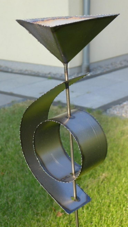 Bild 4: Gartenfackeln - Gartenstecker - Gartendeko