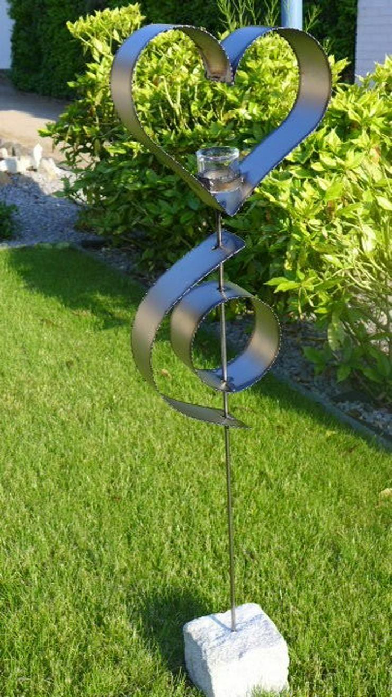 Bild 6: Gartenfackeln - Gartenstecker - Gartendeko