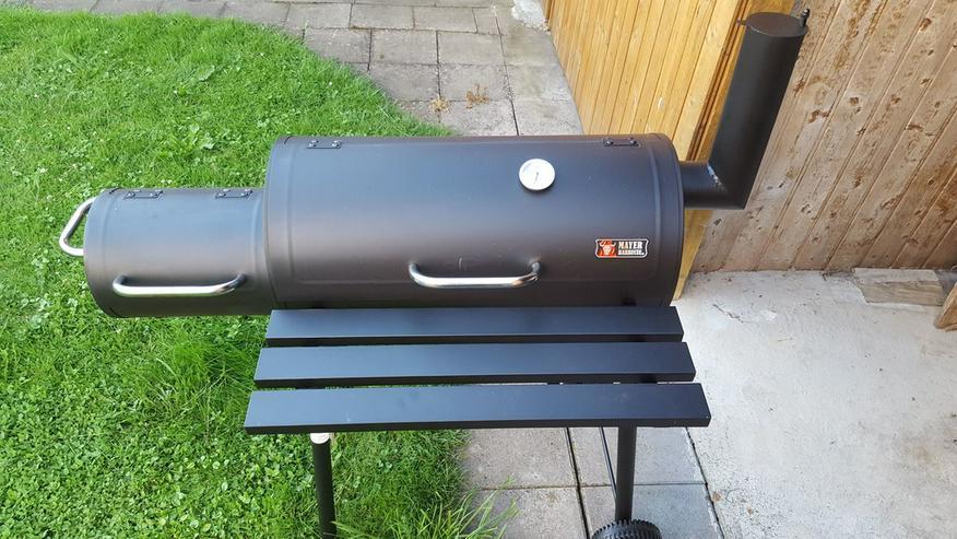 Smoker, Grill, Holzkohlegrill, dt. Hersteller
