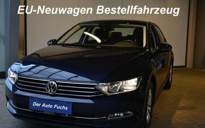 VW Passat Mod. 2019 2.0 TDI SCR CL-Premium DSG-7 NEU-Bestellfahrzeug inkl. Anlieferung (D)