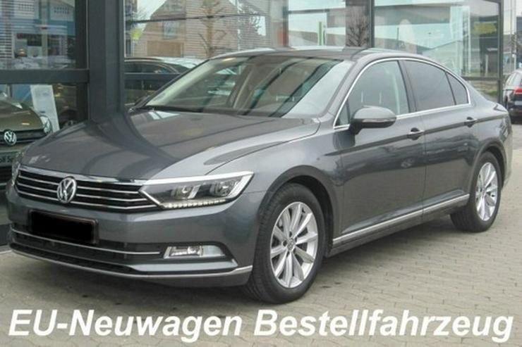 VW Passat Mod. 2019 1.5 TSI EVO HL-Premium DSG-7 NEU-Bestellfahrzeug inkl. Anlieferung (D) - Passat - Bild 1