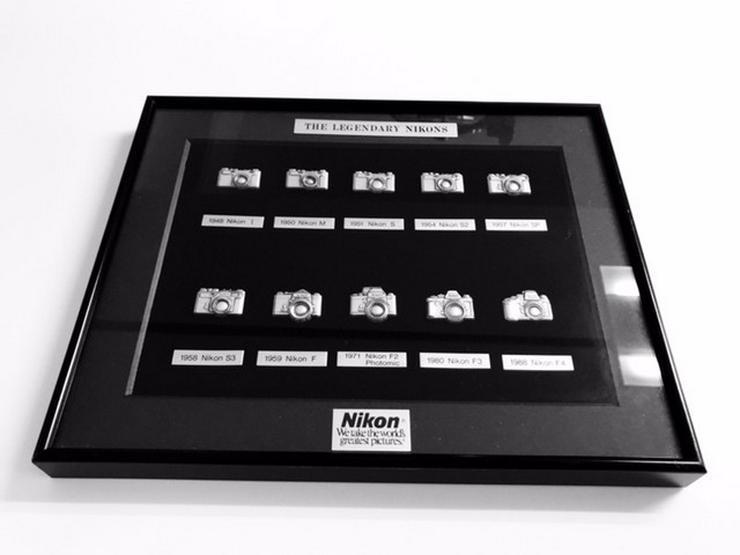 Nikon Pins The Legendary Nikons