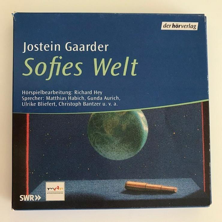 Hörbuch Sofies Welt