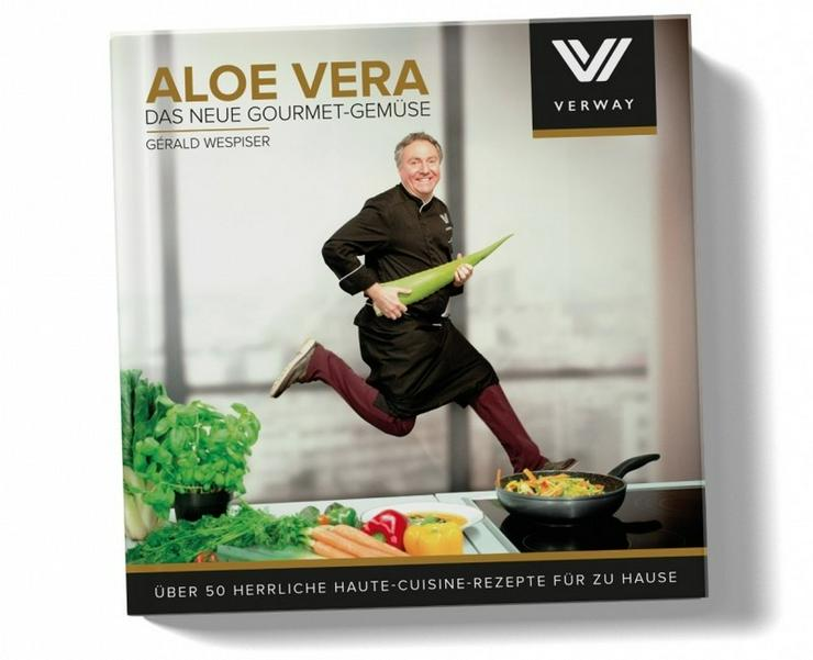 Aloe Vera Gourmet Gemüse Kochbuch