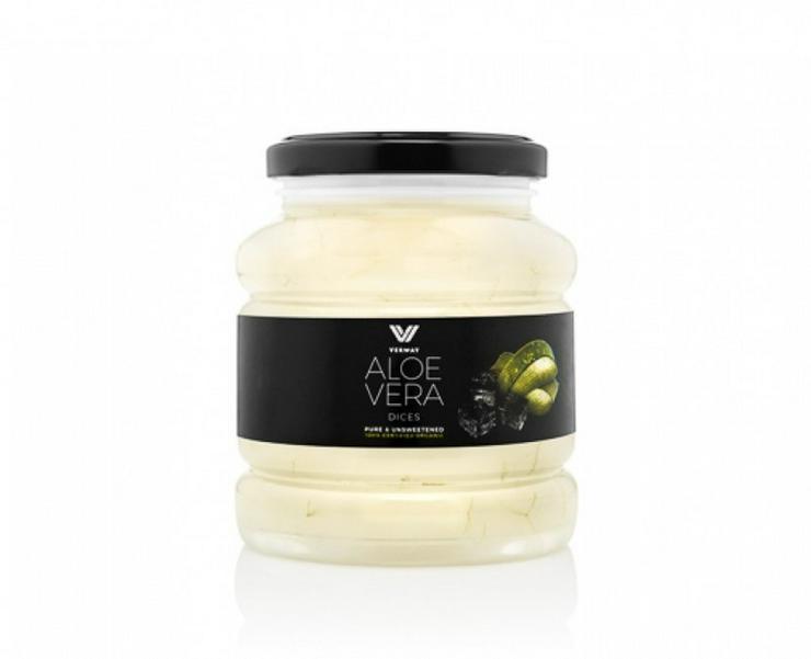 Premium Aloe Vera Würfel in Eigensaft (BIO)