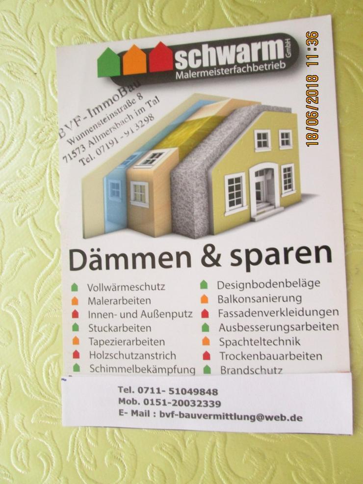 Bild 4: BVF - Haussanierung