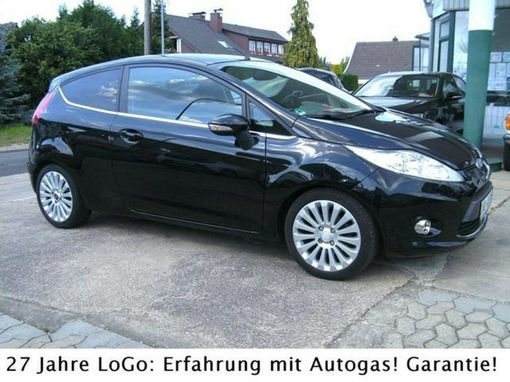 Bild 5: FORD Fiesta Titanium LPG Autogas=tanken für 59 Cent !