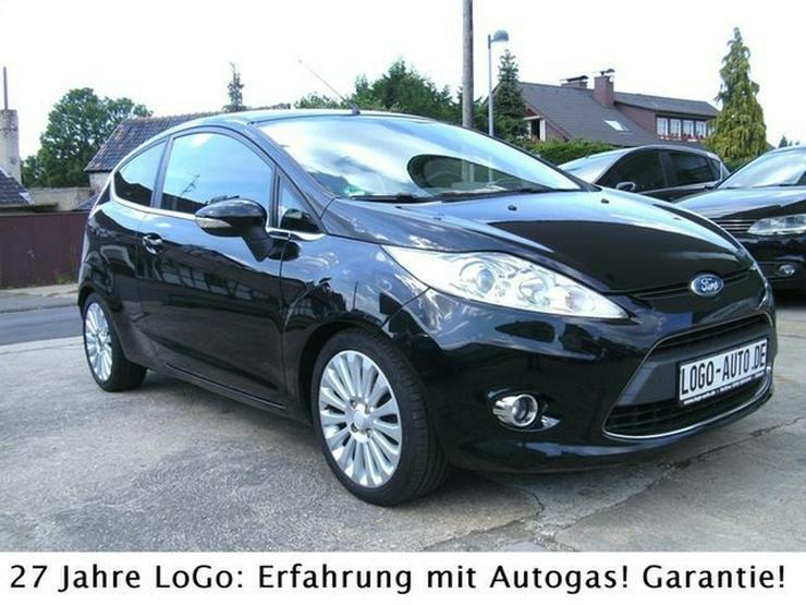 Bild 6: FORD Fiesta Titanium LPG Autogas=tanken für 59 Cent !