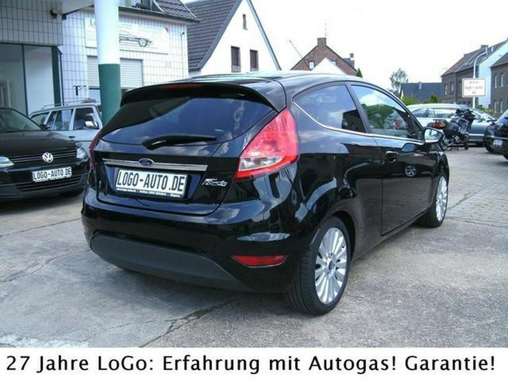 Bild 3: FORD Fiesta Titanium LPG Autogas=tanken für 59 Cent !