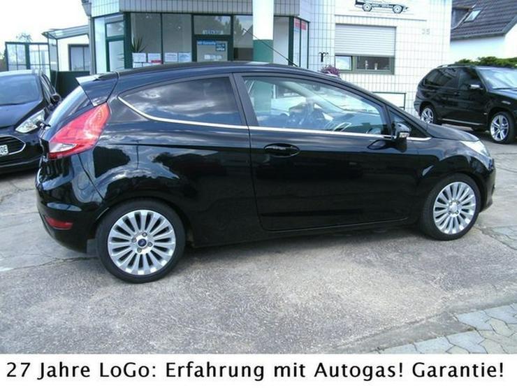 Bild 4: FORD Fiesta Titanium LPG Autogas=tanken für 59 Cent !