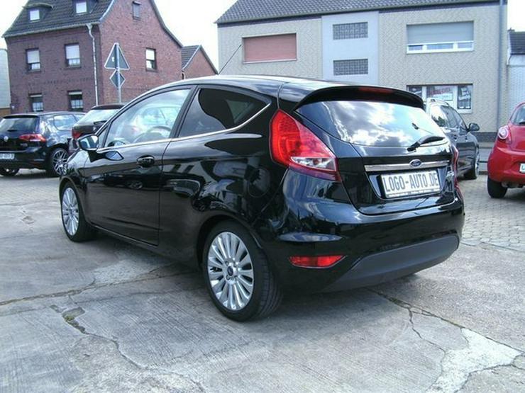 FORD Fiesta Titanium X 1.4i 16V Sport erst 122.413 km!