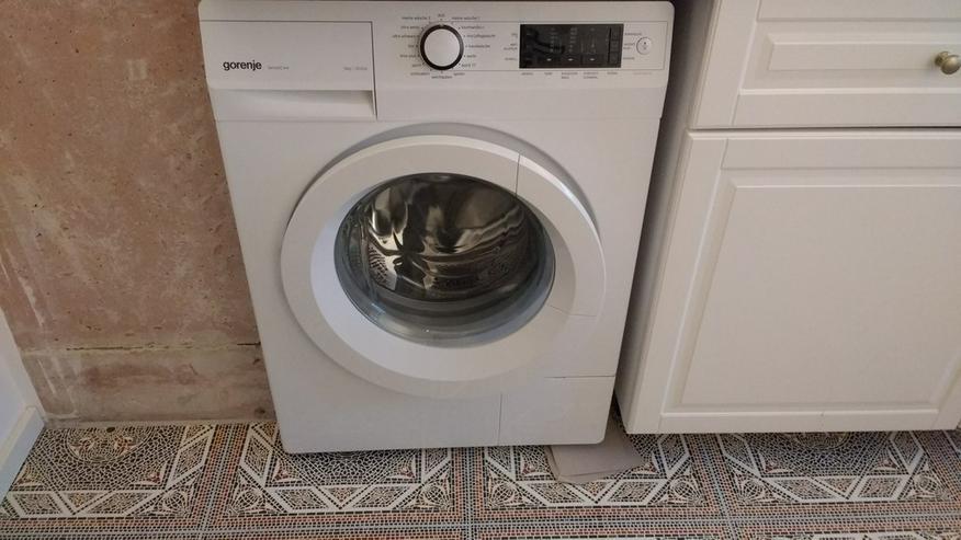 Gorenje-Waschmaschine SensoCare