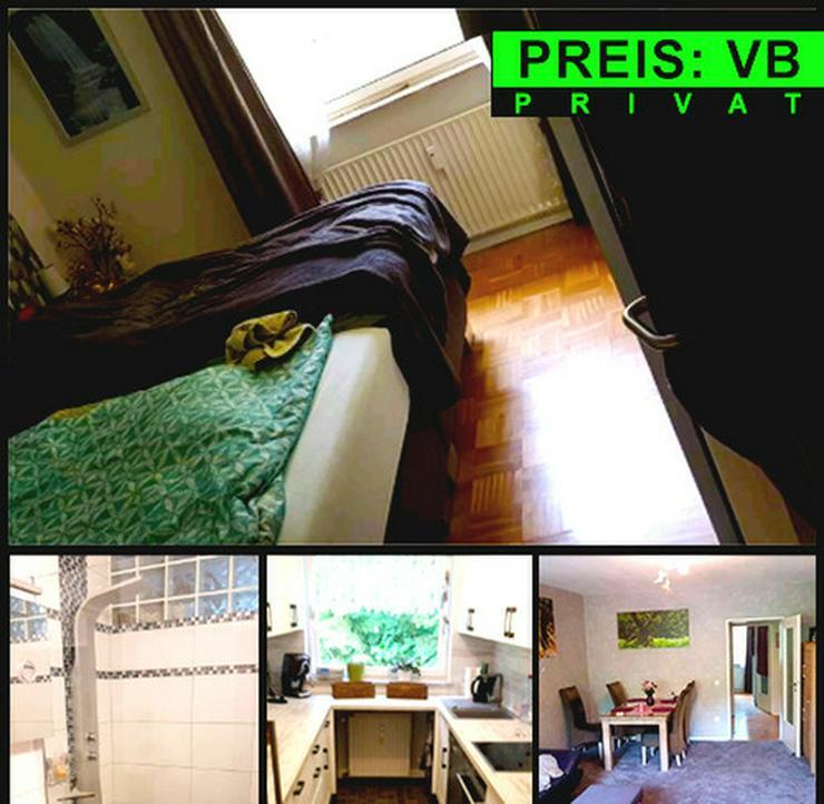 Verkaufe! 3 -2-1 Zimmer Wohnung