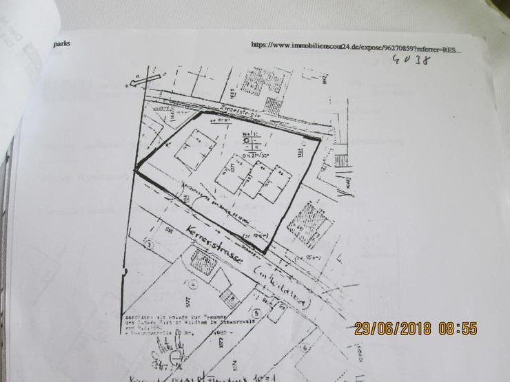 Bild 3: Bauplatz in Bad Wildbad mit 16 Wohnungen gepl.