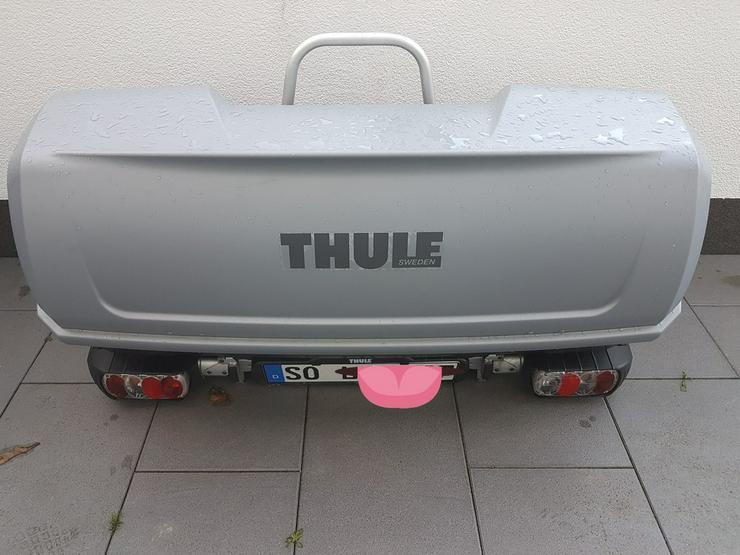 Heckbox Thule Backup 900, 420liter