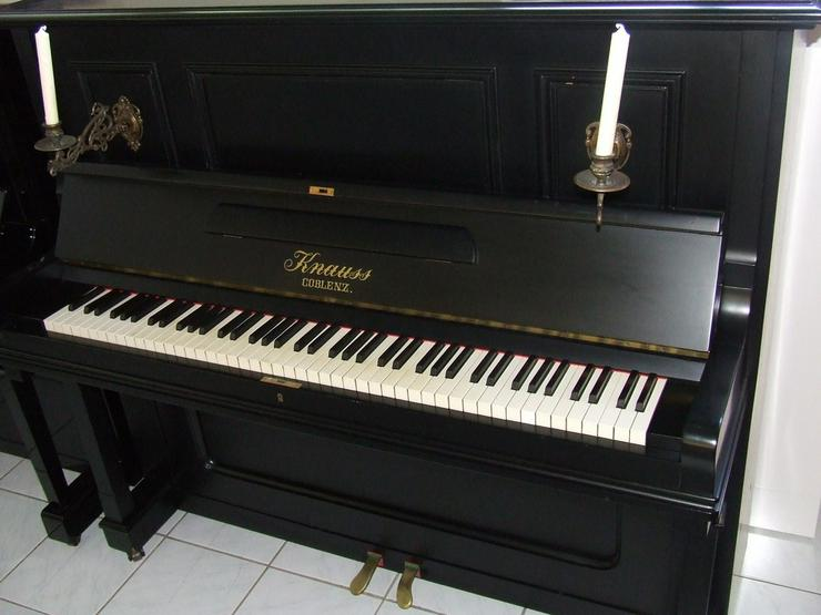 Klavier Knauss Coblenz 133 gebraucht