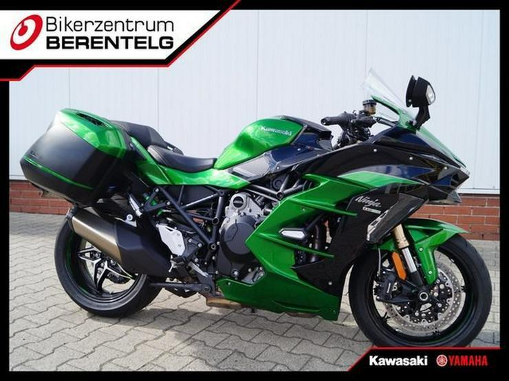 KAWASAKI Ninja H2 SX SE Tourer - Motorräder - Bild 1
