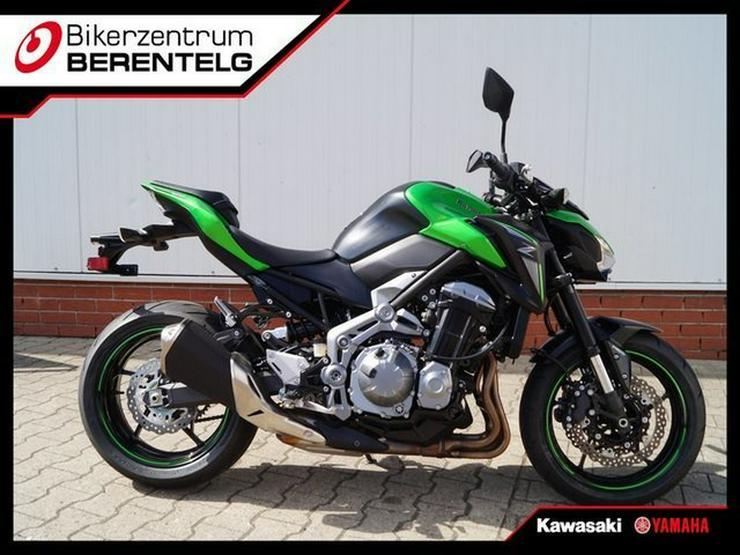 KAWASAKI Z 900 Z900 ABS 2018 70kw 35kW A2 fähig - Motorräder - Bild 1