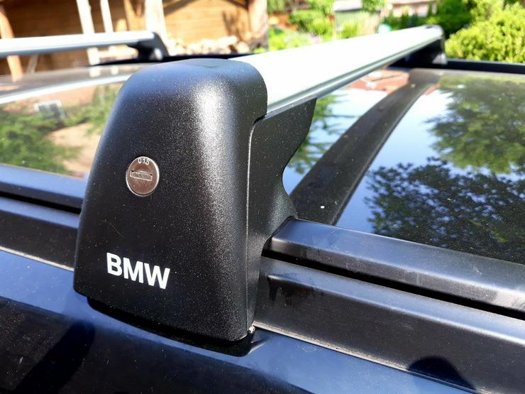 Dachgrundträger für BMW 3er Touring E90/91