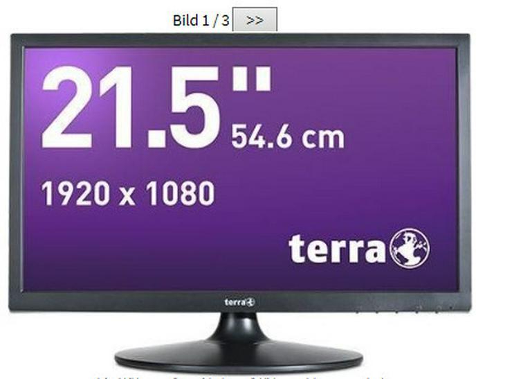 Terra 2255W Greenline PLUS Monitor