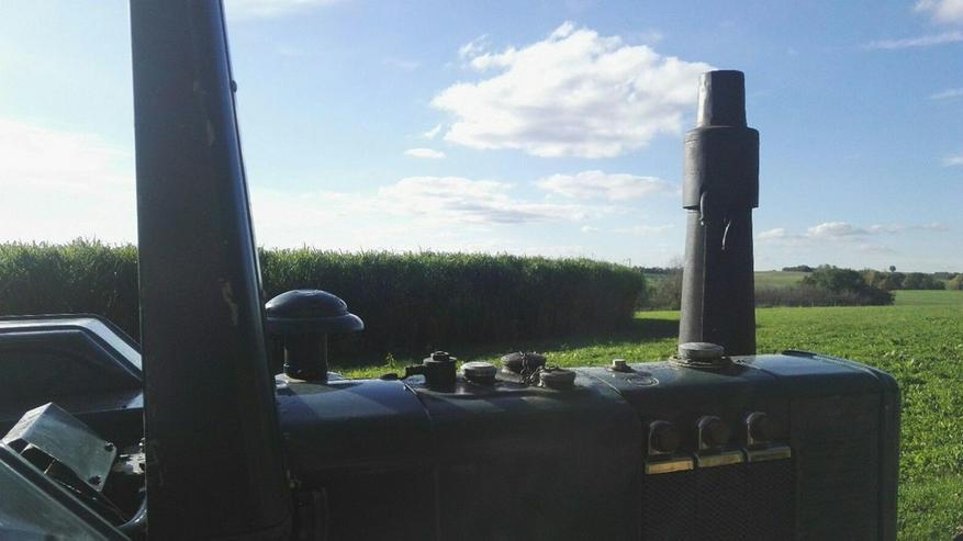 Bild 4: LANZ Bulldog 2806 1 Zylinder Diesel Tüv