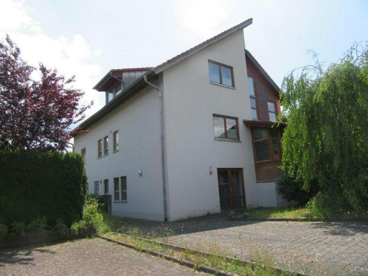 Außergewöhnlich gestaltetes Architekten-Einfamilienhaus mit Einliegerwohnung in Neckarge... - Haus kaufen - Bild 1