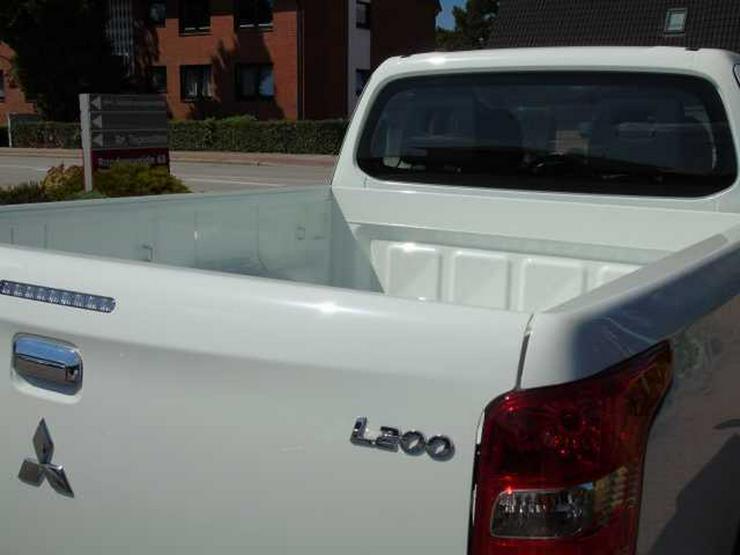 Bild 4: MITSUBISHI L 200 LPick Up 4x4 S&S Club Cab Basis