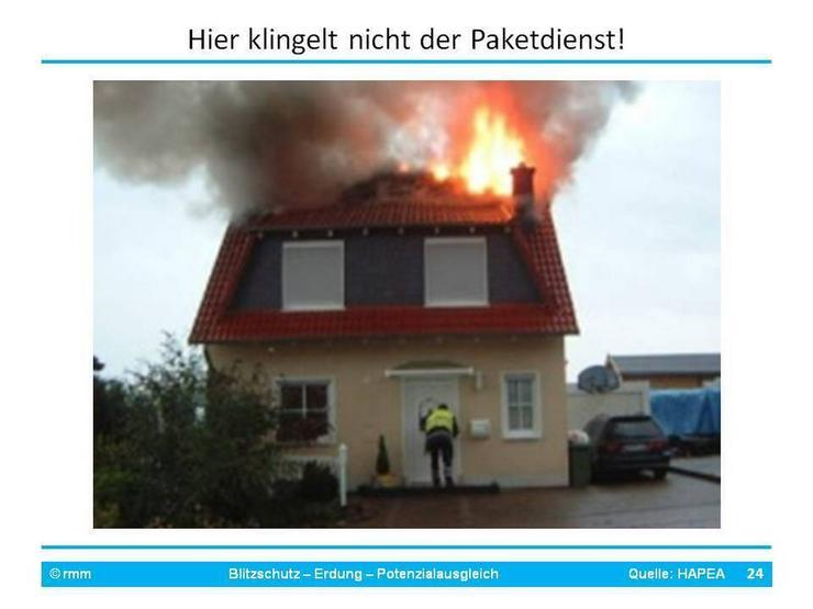 Blitzschutz / Überspannungsschutz