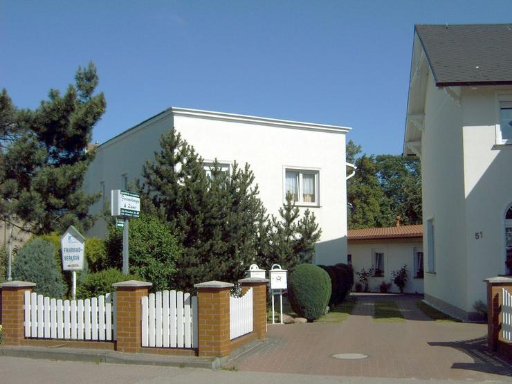 Ferienwohnung im Ostseebad Zinnowitz