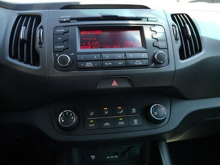 Bild 5: KIA Sportage 1,6 Attract 2WD
