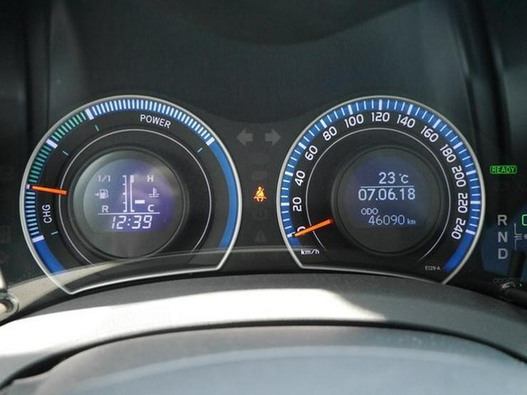 Bild 4: TOYOTA Auris 1,8 Hybrid Executive + PDC