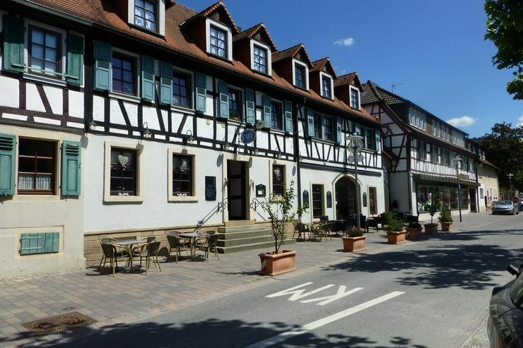 Bild 4: Gastronomische Vollexistenz in Heppenheim