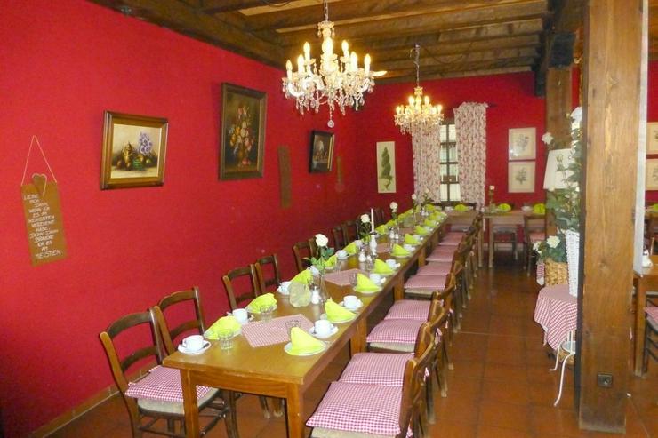 Bild 3: Gastronomische Vollexistenz in Heppenheim